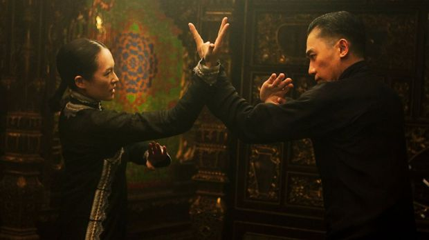 Still from the movie The Grandmaster
