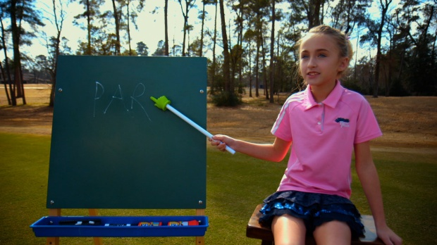Still from the movie Short Game