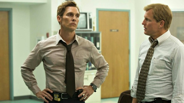 Still from the TV show True Detective