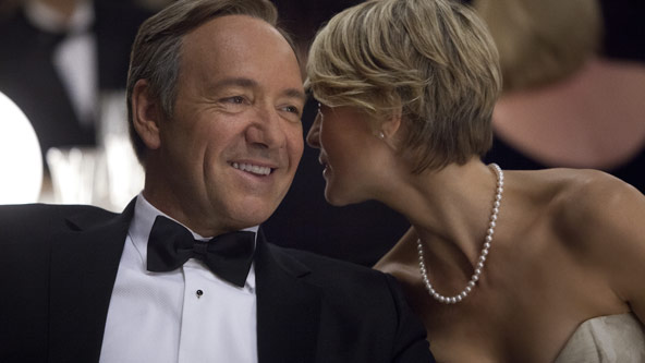 Still from the TV show House of Cards, Season 1