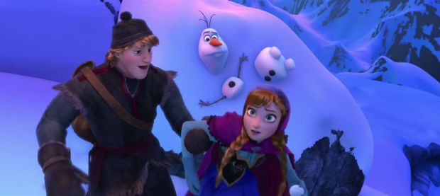 Still from the movie Frozen