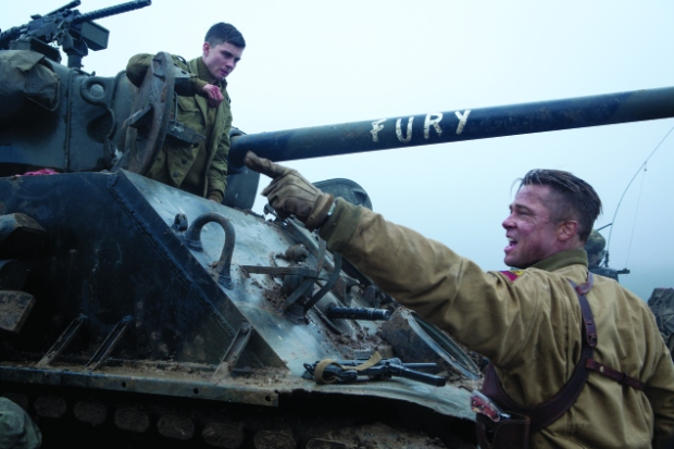Still from the movie Fury
