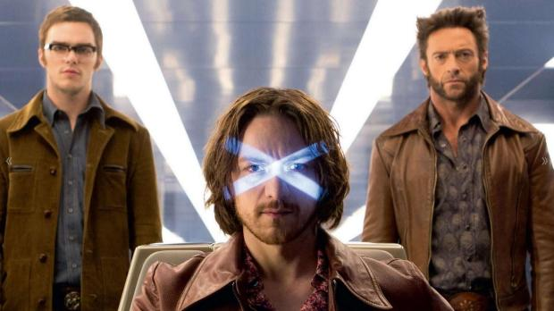 Still from the movie X-Men: Days of Future Past