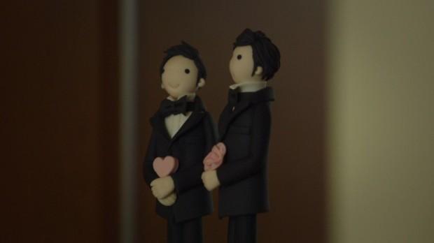 Still from the movie My Fair Wedding