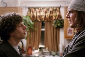 Still from the movie The End of the Tour