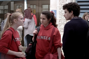Still from the movie Quitters
