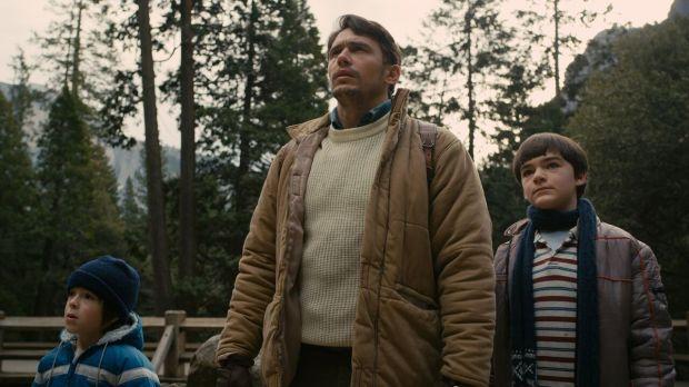 Still from the movie Yosemite